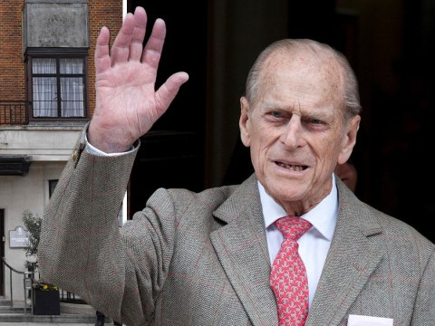 Prince Philip in 'good spirits' after hip replacement operation