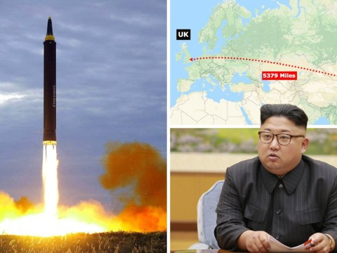 North Korean missiles will be able to reach UK within 18 months, MPs warn
