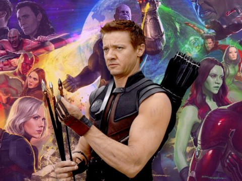 This is why Hawkeye is missing from Avengers: Infinity War promo