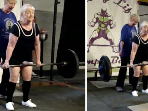 This 97-year-old grandma who weightlifts is the fitness inspo we all need