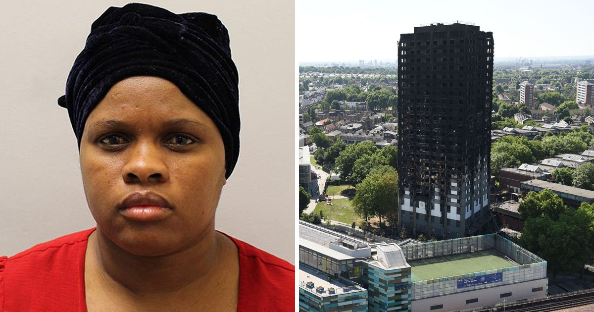 Woman who invented dead husband in Grenfell Tower fraud jailed