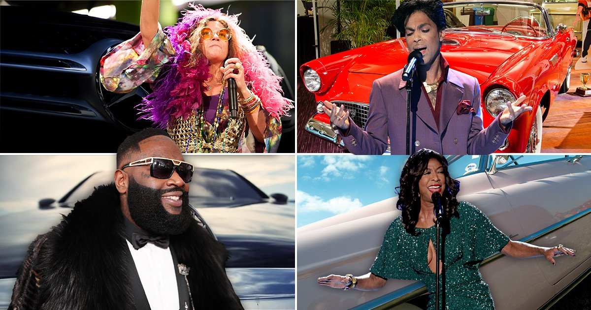 From German Whip to Little Red Corvette: 10 of the greatest songs about cars