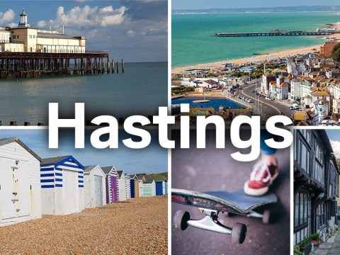 Why Hastings in East Sussex is the best commuter seaside town to move to
