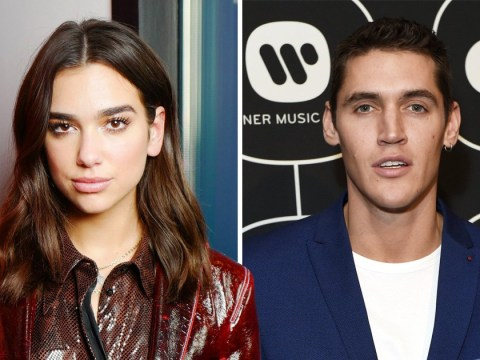 Dua Lipa breaks her own 'New Rules' by rekindling romance with her ex Isaac Carew
