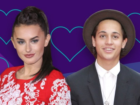 Amber Davies 'secretly seeing Gary Lineker's son Tobias' after 'romantic Valentine's Day dinner'