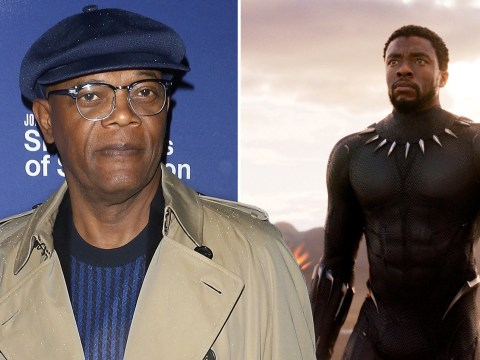 Samuel L Jackson hints Nick Fury will 'eventually end up in Wakanda' and Black Panther 2