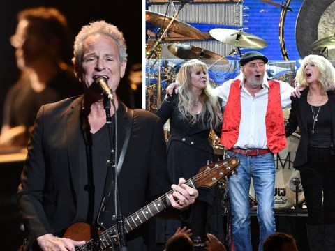 Lindsay Buckingham leaves Fleetwood Mac after 40 years – days before UK tour