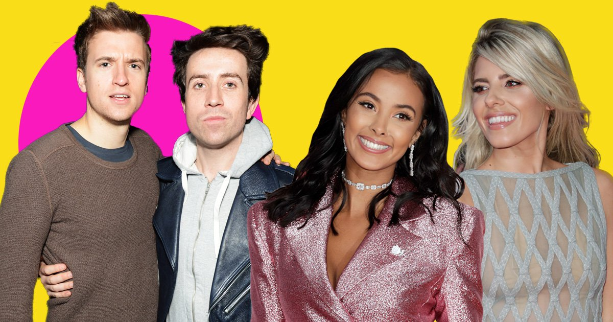 BBC Radio 1 replace Nick Grimshaw and Greg James on Friday shows with Mollie King and Maya Jama