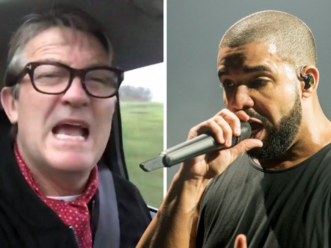 Your dad Bradley Walsh raps along to Drake song God's Plan and nails it