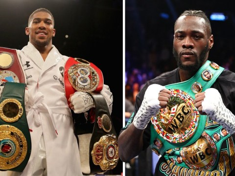 Eddie Hearn fears possibility of Anthony Joshua vs Deontay Wilder at Wembley is dead