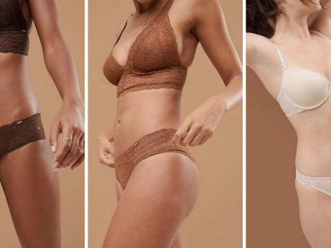 ASOS now sells flesh-coloured undies that actually match your flesh