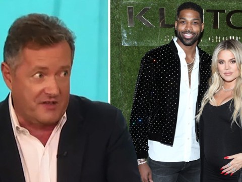 Piers Morgan says Khloe Kardashian should have 'foreseen' Tristan Thompson scandal: 'Leopards don't change their spots'