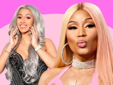 Nicki Minaj calls out Cardi B over changed Motorsport lyric as she addresses feud drama