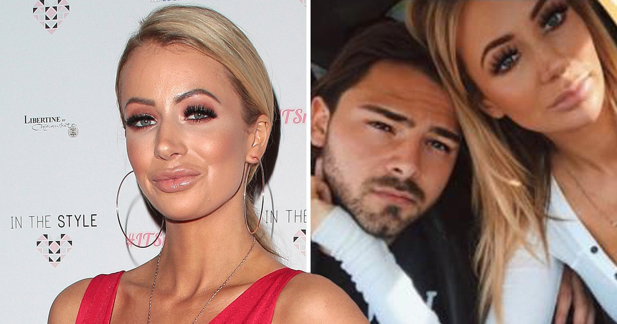 Bradley Dack calls Olivia Attwood his 'queen' in new loved-up selfie