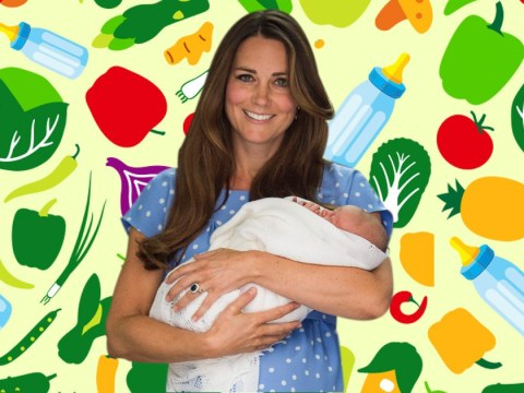 What do royal babies eat? Here's what you need to know