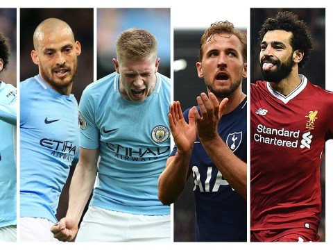 Mohamed Salah and Kevin de Bruyne lead PFA Player of the Year shortlist