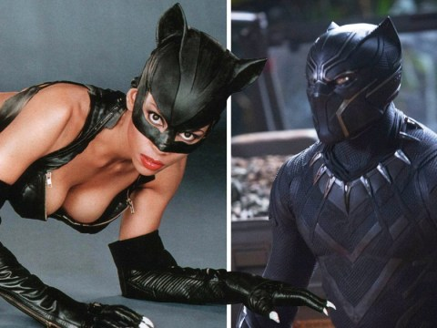 Halle Berry reckons her DC flop Catwoman paved the way for Marvel's Black Panther