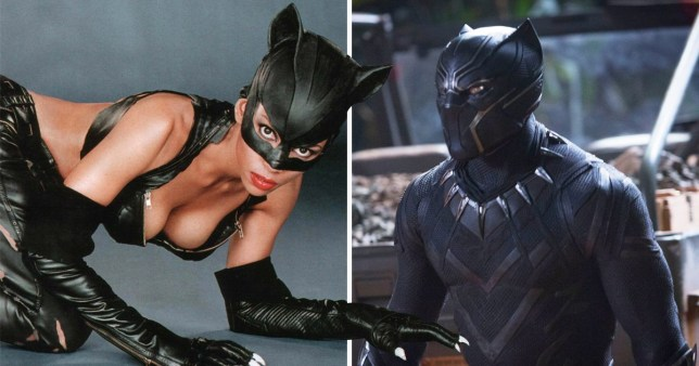 Halle Berry jokes she's the reason Black Panther was a success