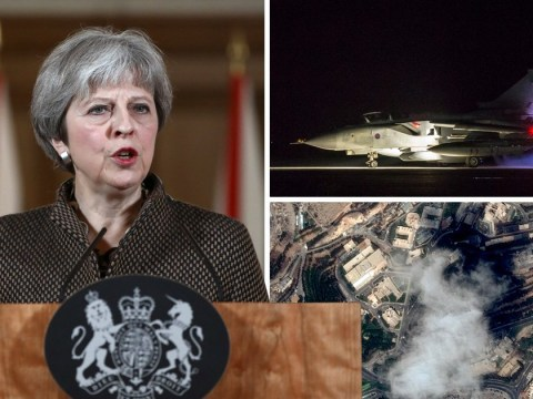 Theresa May to face angry MPs after missile attack against Syria