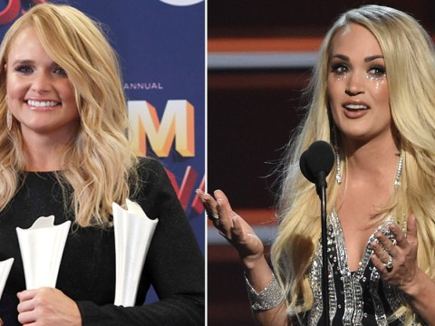 ACM Awards 2018 winners – from Carrie Underwood to Miranda Lambert