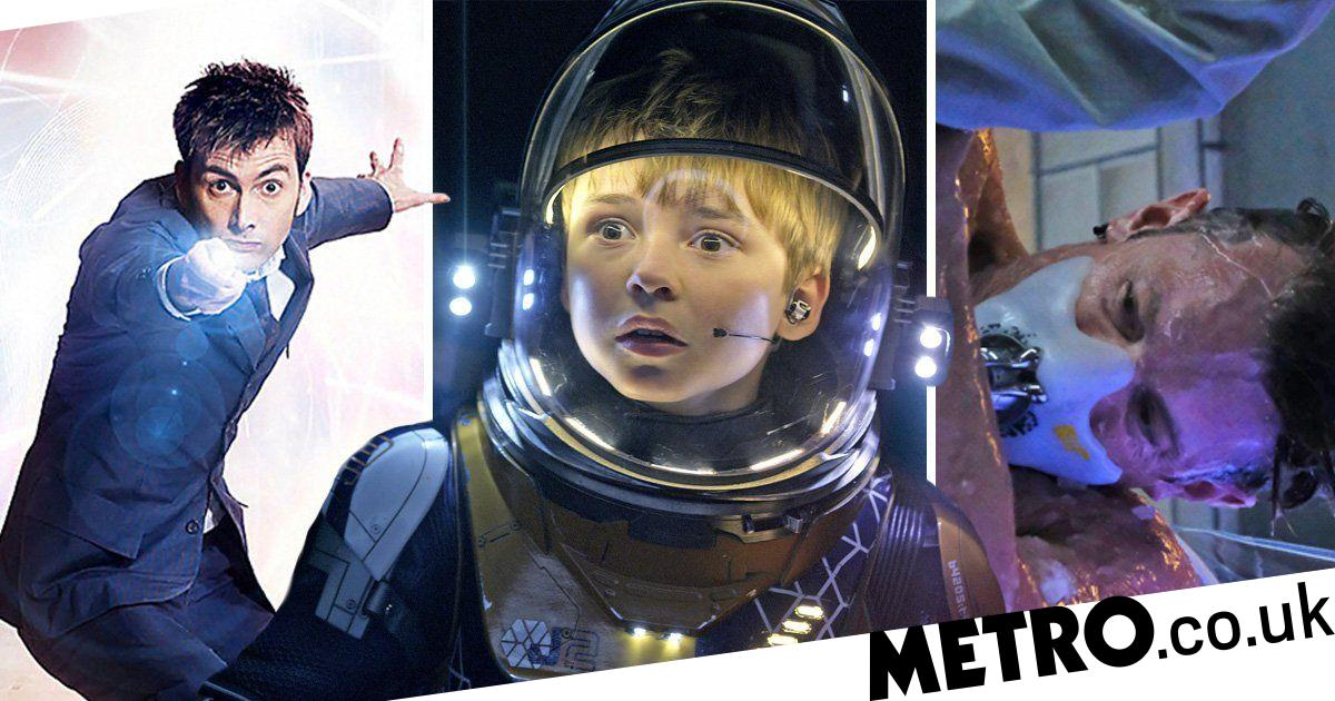 The 10 best sci-fi shows on Netflix