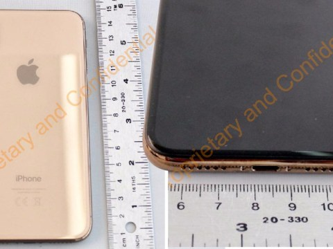 Apple's top-secret plan for luxurious golden iPhone X revealed in official documents
