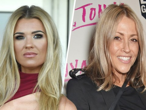'It's called Karma': Christine McGuinness appears to take a swipe at Nicole Appleton following Liam Gallagher and Lily Allen 'cheating bombshell'