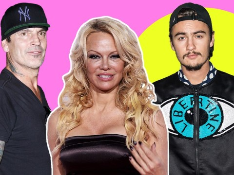 'It's between a father and his son': Pamela Anderson addresses son's 'altercation' with ex Tommy Lee
