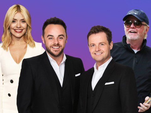 How much are Ant and Dec earning compared to other TV stars?