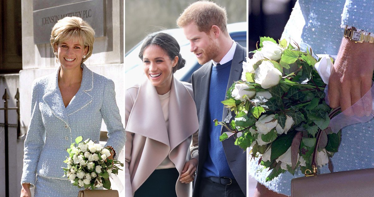 Prince Harry and Meghan Markle plan silent nod to Diana during royal wedding ceremony
