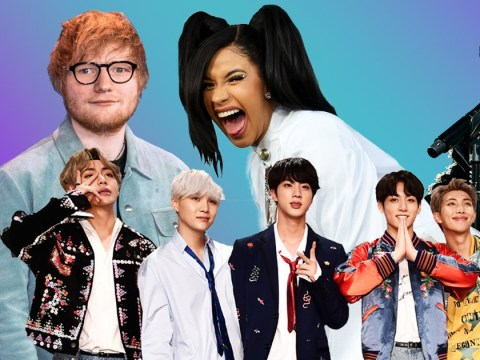BTS, Cardi B and Camila Cabello lead Billboard Awards nominations