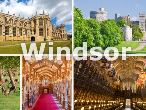 How to have your own regal weekend in Windsor