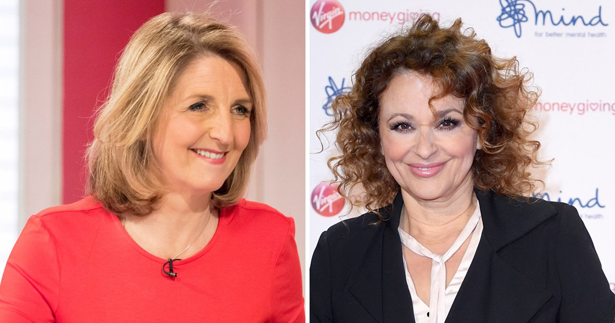 Nadia Sawalha and Kaye Adams admit they'd swap husbands as they reveal 'Loose Women lesbian crush'