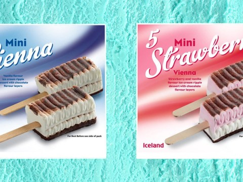 Iceland is now selling mini Vienna ice creams