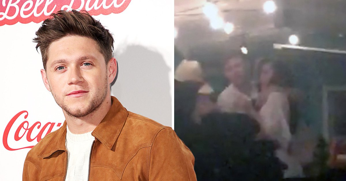 Niall Horan and Hailee Steinfeld 'seen snogging in public'