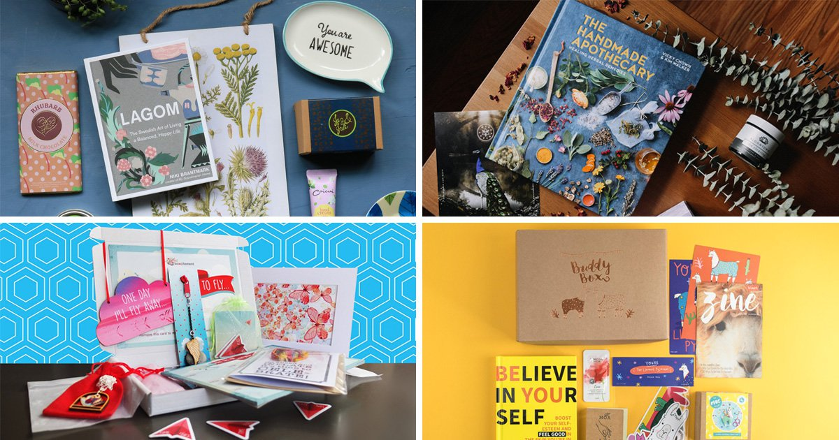 best subscription boxes for people with mental health conditions