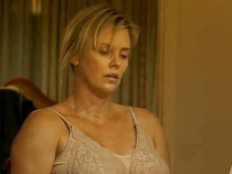 Charlize Theron is done with everyone talking about weight gain after putting on 50lbs for Tully