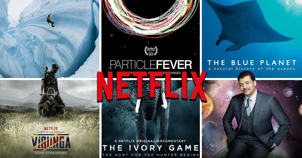 7 of the best science and nature documentaries on Netflix