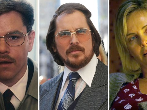 Stars who have gained weight for movies from Tom Hardy and Charlize Theron to Christian Bale