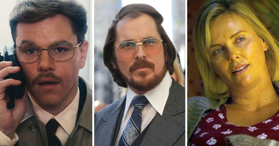 Stars who have gained weight for roles - what they've said - feature