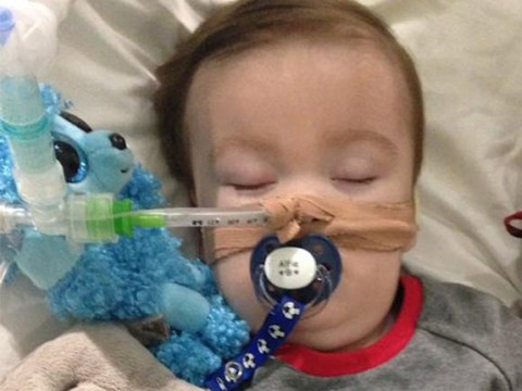 Alfie Evan's parents lose latest round of legal battle to keep him alive