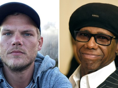'He promised me he would stop': Nile Rodgers admits he was worried by Avicii's drinking