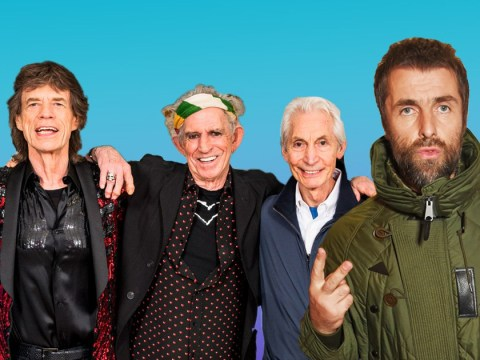 Liam Gallagher announced as support act for Rolling Stones UK Tour