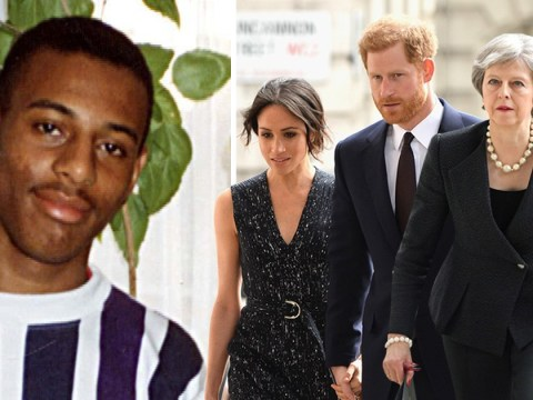Stephen Lawrence memorial day announced as Meghan and Harry attend service
