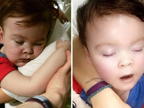 Alfie Evans survives night after life-support machine was turned off last night