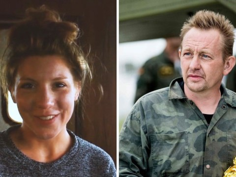 Swedish journalist 'was tied up with her own stockings, impaled and then murdered on submarine'