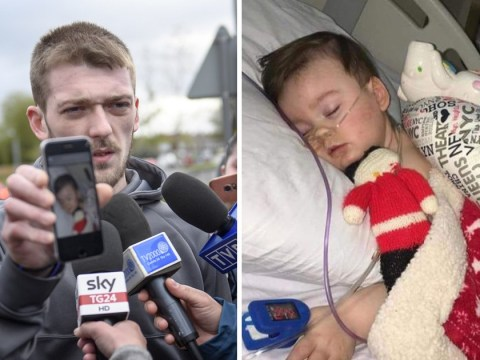 Alfie Evans' dad to talk with Alder Hey Hospital doctors about taking him home
