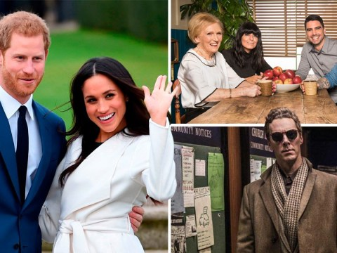 Britain's Best Home Cook and the Royal Wedding: Our top TV shows to watch in May 2018