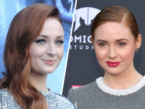 Karen Gillan pretended to be Sophie Turner when a fan confused her for the Game of Thrones star