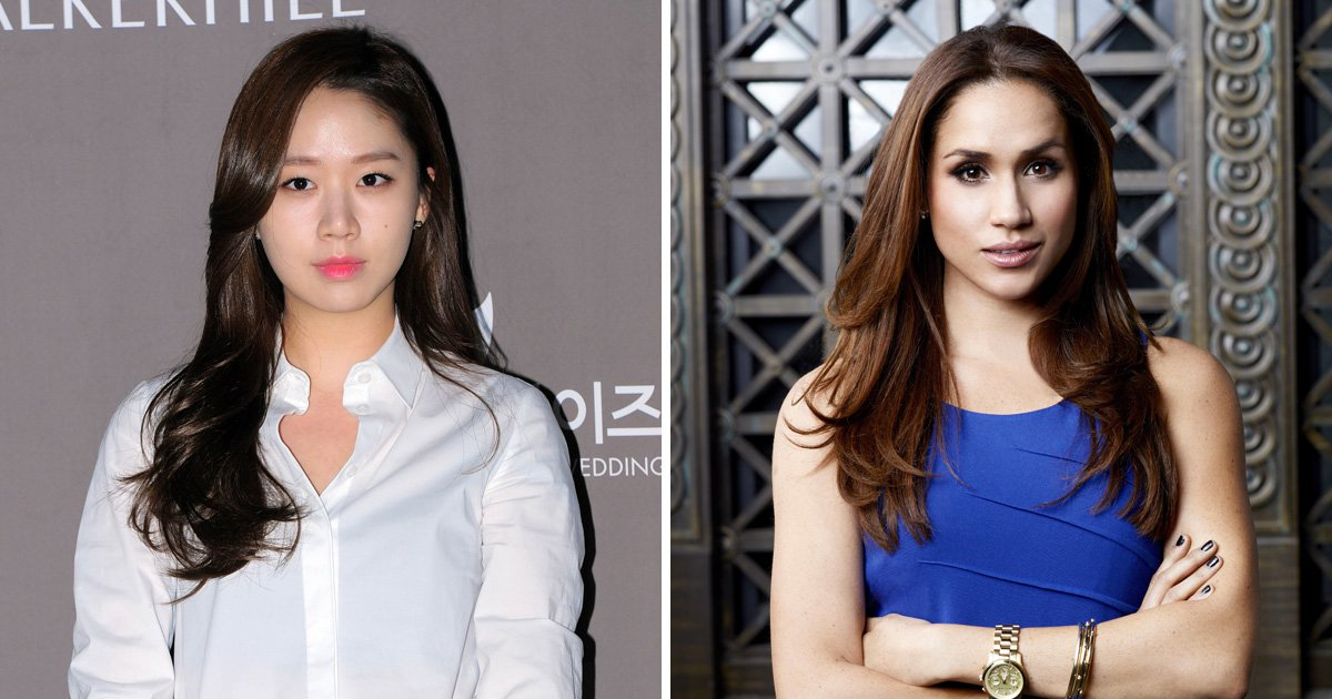 First glimpse of Korea\u0027s Meghan Markle as Suits reboot casts